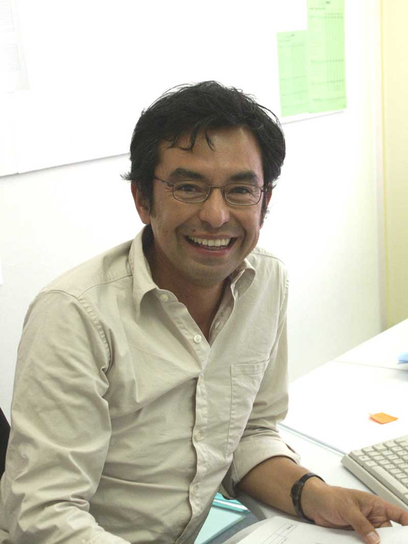 Jorge Montoya-Romani